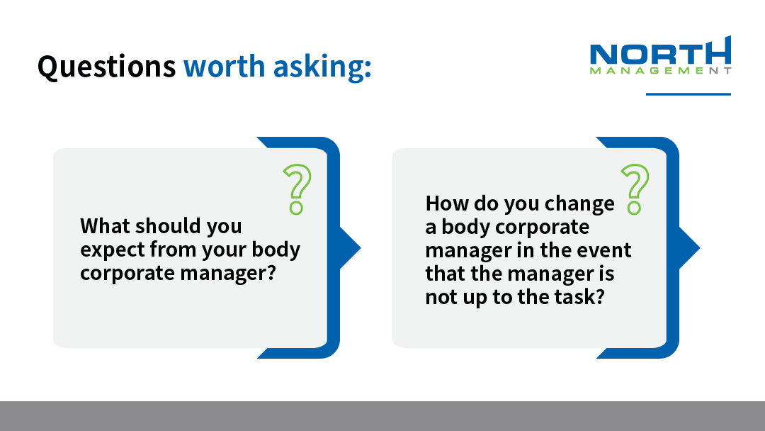 What to Expect from Your Body Corporate Manager, and How to Change Managers